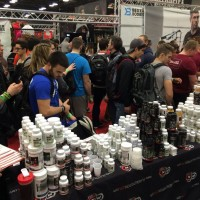 ARNOLD SPORTS FESTIVAL 2016 - Pure Nutrition Booth