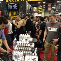 ARNOLD EXPO, Columbus, Ohio, 2016 - Pure Nutrition Booth