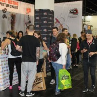 Pure Nutrition at FIBO 2016 Cologne, Germany