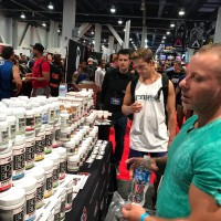 Pure Nutrition at Olympia Expo 2016 in Las Vegas