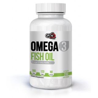FISH OIL 180 EPA/ 120 DHA - 200 Softgels