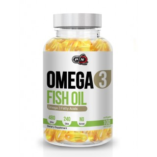 FISH OIL 480 EPA/ 240 DHA - 100 Softgels