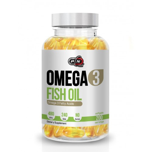 FISH OIL 480 EPA/ 240 DHA - 200 Softgels
