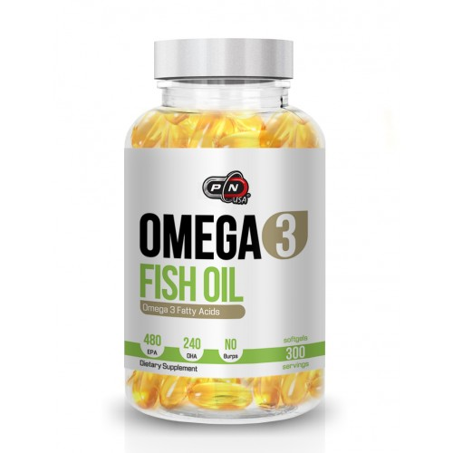 FISH OIL 480 EPA/ 240 DHA - 300 Softgels