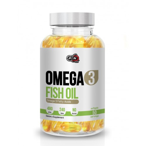 FISH OIL 480 EPA/ 240 DHA - 50 Softgels