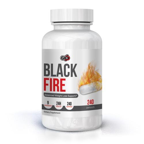 BLACK FIRE - 240 capsules