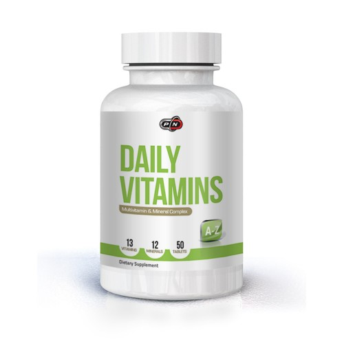 DAILY VITS - 50 tablets
