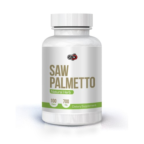 SAW PALMETTO - 100 caps