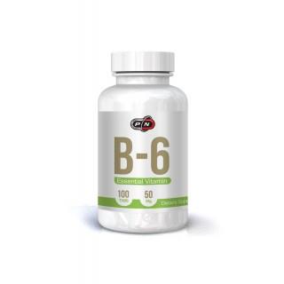 VITAMIN B-6 - 100 tablets