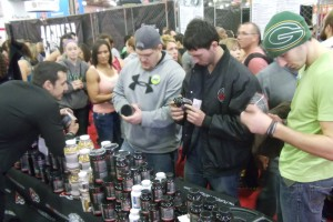 Pure Nutrition at Arnold Sports Festival 2015