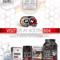 PN at Arnold Classic Europe 2015