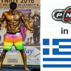 Meet our new athlete Stelios Zaharioudakis