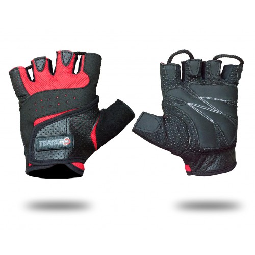 GLOVES MENS CLASSIC RED
