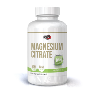 MAGNESIUM CITRATE 200 mg - 200 tablets