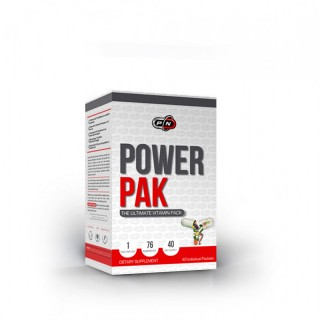 POWER PAK - 40 Packets