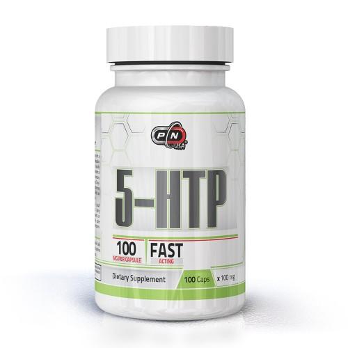 5-HTP - 100 mg - 100 capsules