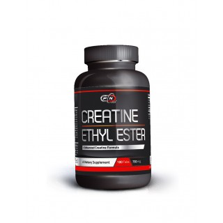 Creatine Ethyl Ester - 180 tablets