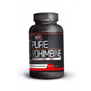Pure Yohimbine - 100 capsules
