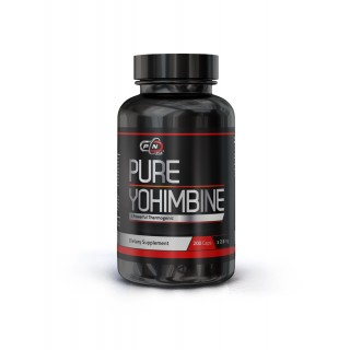 Pure Yohimbine - 200 capsules