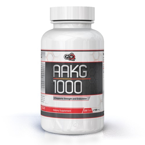 AAKG 1000 mg - 200 tablets