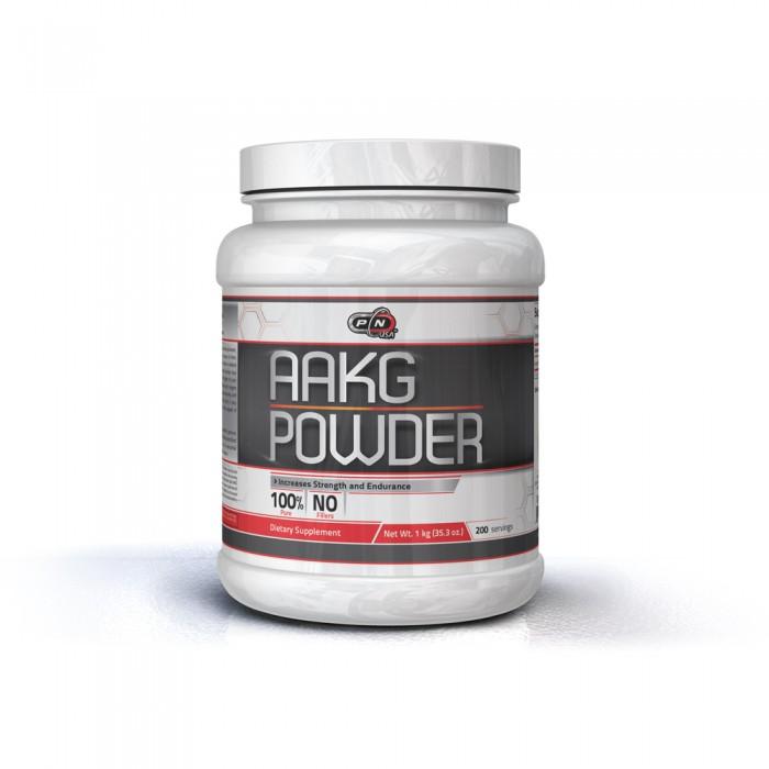 Aakg supplement study