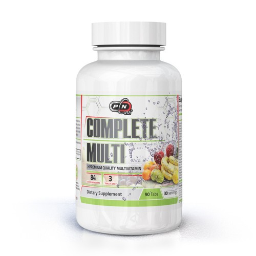COMPLETE MULTI - 90 tablets