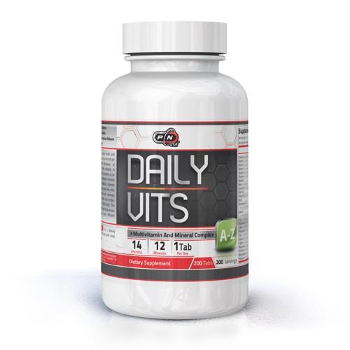 DAILY VITS - 200 tablets