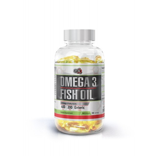 FISH OIL 400 EPA/ 200 DHA - 100 Softgels