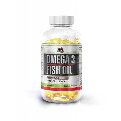 Fish oil 400 epa 200 dha 300 softgels for Fish oil for add