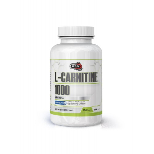 L-CARNITINE 1000 mg - 100 capsules