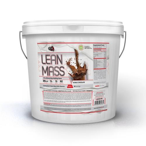 LEAN MASS - 4540 g
