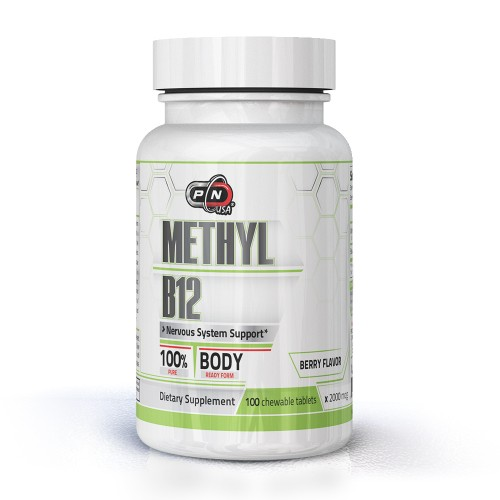 METHYL B-12 2000 mcg - 100 chewable tablets