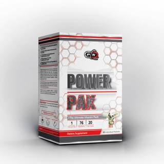 POWER PAK - 20 packets
