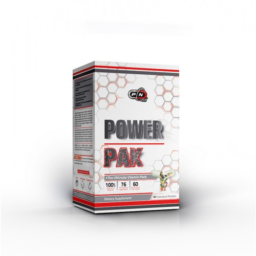 POWER PAK - 60 packets