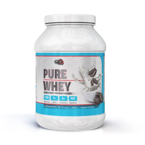 PURE WHEY - 2270 g