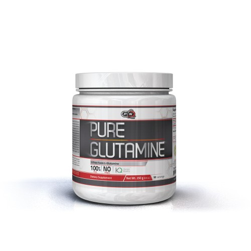 PURE GLUTAMINE - 250 g