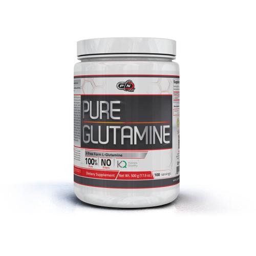PURE GLUTAMINE - 500 g