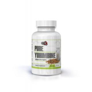 PURE YOHIMBINE - 50 Capsules
