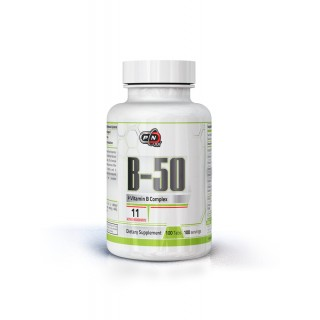 VITAMIN B-50 - 100 tablets