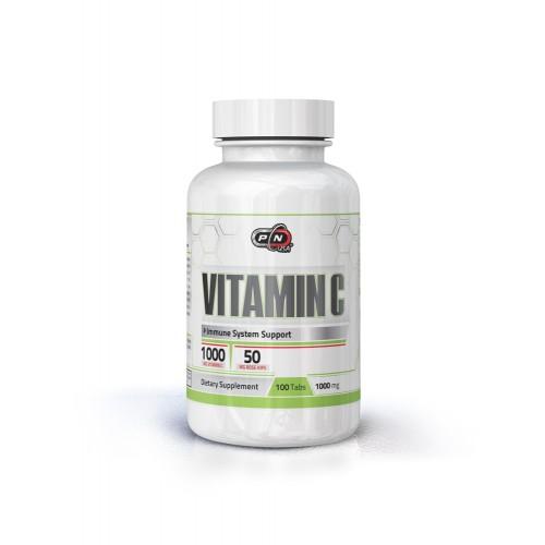 VITAMIN C-1000 + Rose Hips - 100 tablets