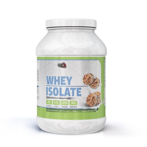 WHEY ISOLATE - 1814 g