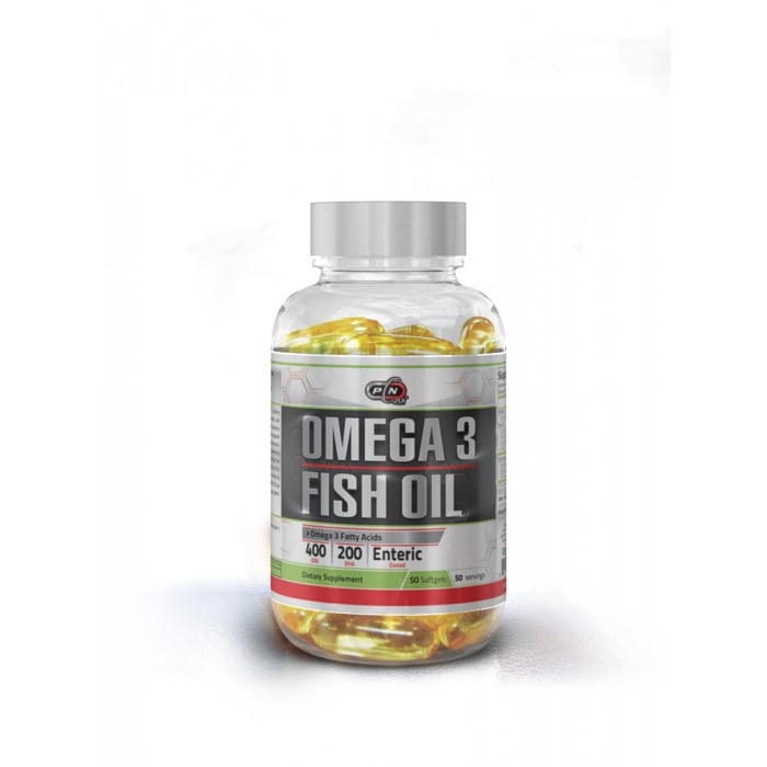 Fish oil 400 epa 200 dha 50 softgels for Epa dha fish oil